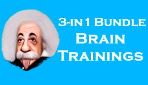 3-in-1 Bundle Brain Trainings cover