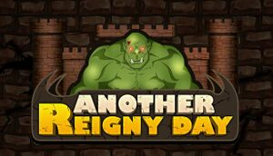 Another Reigny Day cover