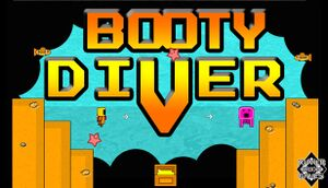 Booty Diver cover