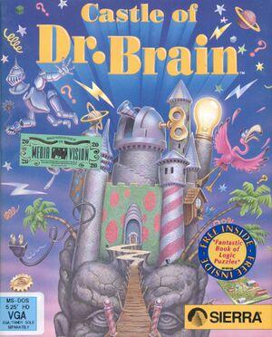 Castle of Dr. Brain cover
