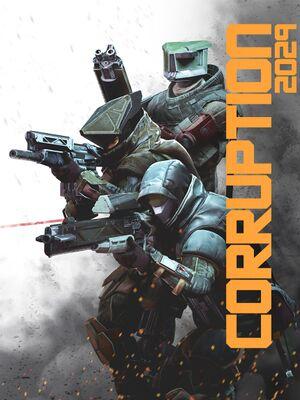 Corruption 2029 cover
