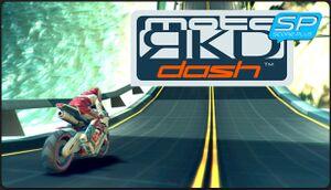 Moto RKD dash cover