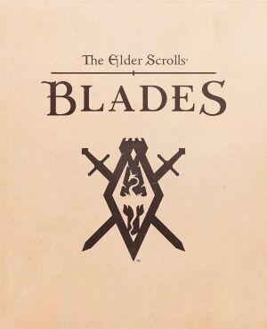 The Elder Scrolls: Blades cover