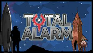Total Alarm cover
