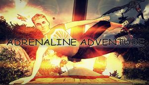 Adrenaline Adventure cover