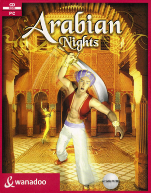 Arabian Nights cover