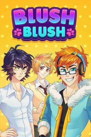 Blush Blush cover