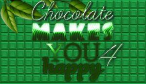 Chocolate Makes You Happy 4 cover