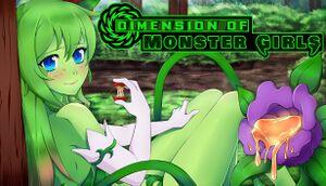 Dimension of Monster Girls cover