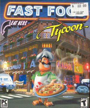 Fast Food Tycoon cover