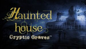 Haunted House: Cryptic Graves cover