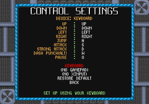 Keyboard and controller remapping.