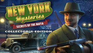 New York Mysteries: Secrets of the Mafia cover