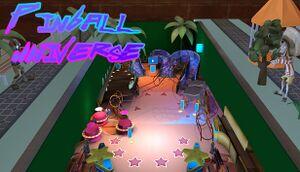 Pinball universe cover