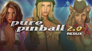 Pure Pinball 2.0 Redux cover