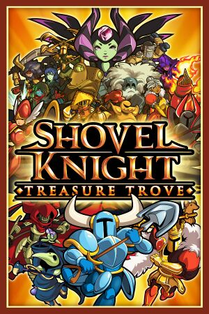 Shovel Knight: Treasure Trove cover