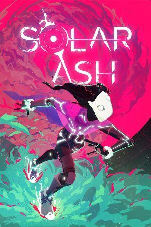 Solar Ash cover