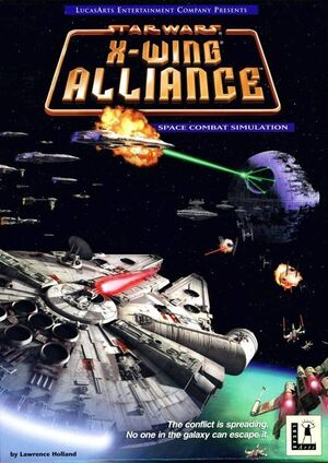 Star Wars: X-Wing Alliance cover