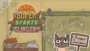 Super Sports Surgery cover