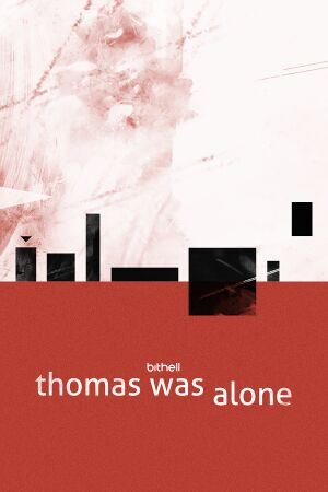 Thomas Was Alone cover