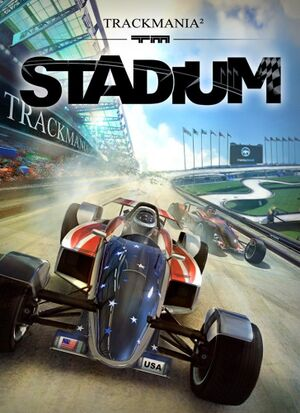 TrackMania² Stadium cover