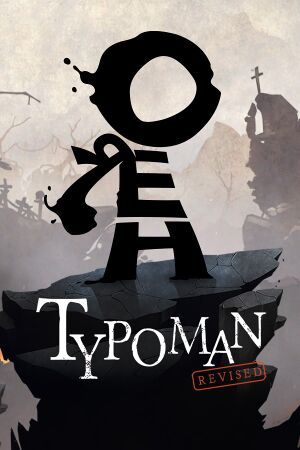 Typoman: Revised cover