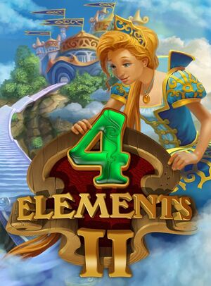 4 Elements II cover