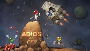 ADIOS Amigos cover