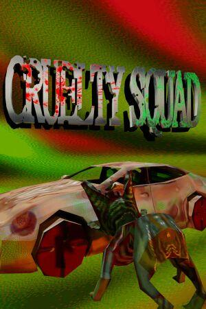 Cruelty Squad cover