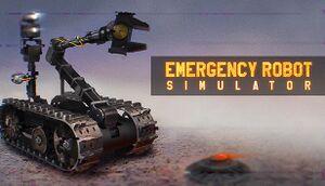 Emergency Robot Simulator cover