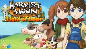 Harvest Moon: Light of Hope cover