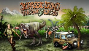 Jurassic Island: The Dinosaur Zoo cover