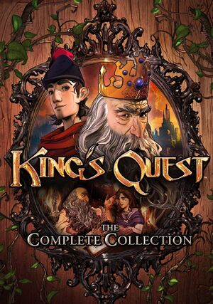 King's Quest cover