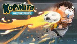 Kopanito All-Stars Soccer cover