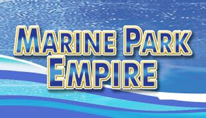 Marine Park Empire cover