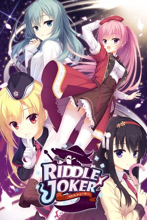 Riddle Joker cover