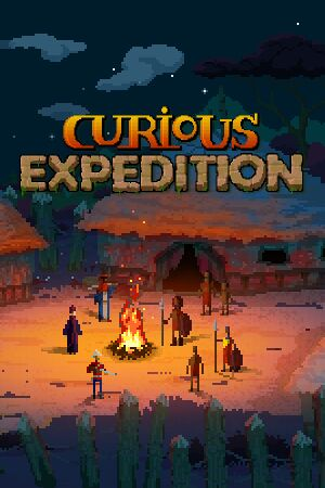 Curious Expedition cover