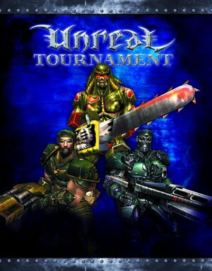 Unreal Tournament cover