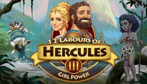 12 Labours of Hercules III: Girl Power cover