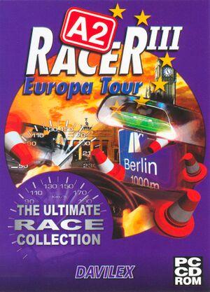 A2 Racer III: Europa Tour cover