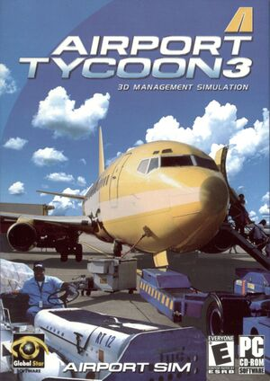 Airport Tycoon 3 cover