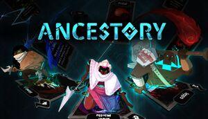 Ancestory cover