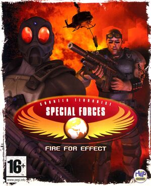 CT Special Forces: Fire for Effect cover