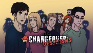 Changeover: Decisions cover