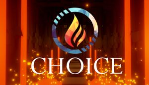 Choice cover