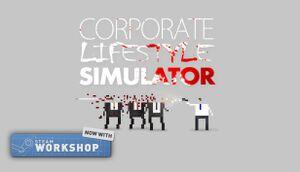 Corporate Lifestyle Simulator cover