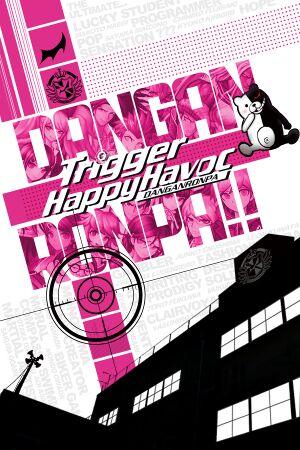 Danganronpa: Trigger Happy Havoc cover
