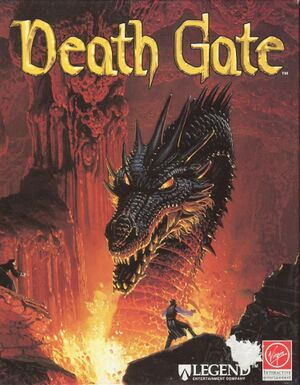 Death Gate cover