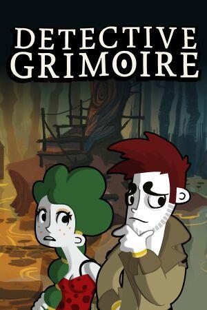 Detective Grimoire cover