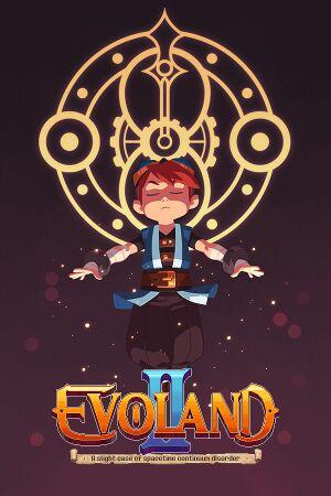 Evoland 2 cover